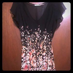 🌸💐Mesh Floral Dress